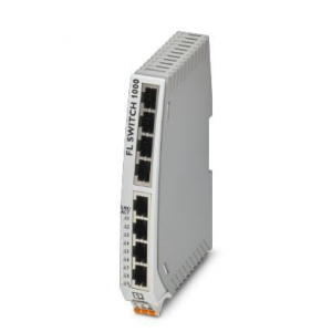 Industrial Ethernet Switch - FL SWITCH 1108N - 1085243 - Phoenix contact