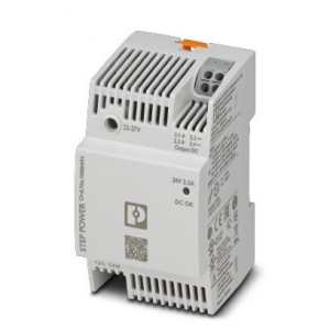 Nguồn STEP - Power supply unit - STEP3-PS/1AC/24DC/2.5/PT - 1088491 - Phoenix contact
