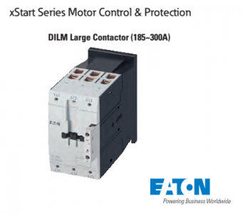 DILM LARGE CONTACTOR (185-300A)