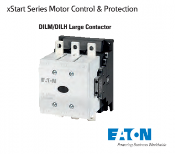 DILM / DILH LARGE CONTACTOR (400-2600A)