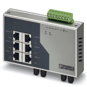 FL SWITCH SF 6TX/2FX - 2832933, Phoenix Contact