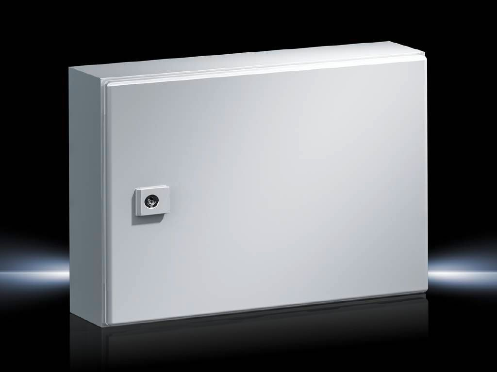 Vỏ tủ Compact enclosure AE. painted (380x300x155)/Rittal/1030500/ Compact enclosures AE